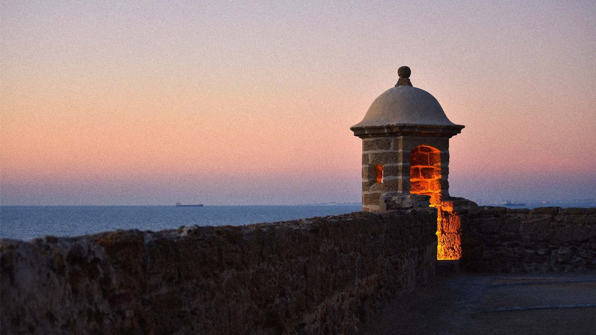 Cadiz_Santacatalina_castle